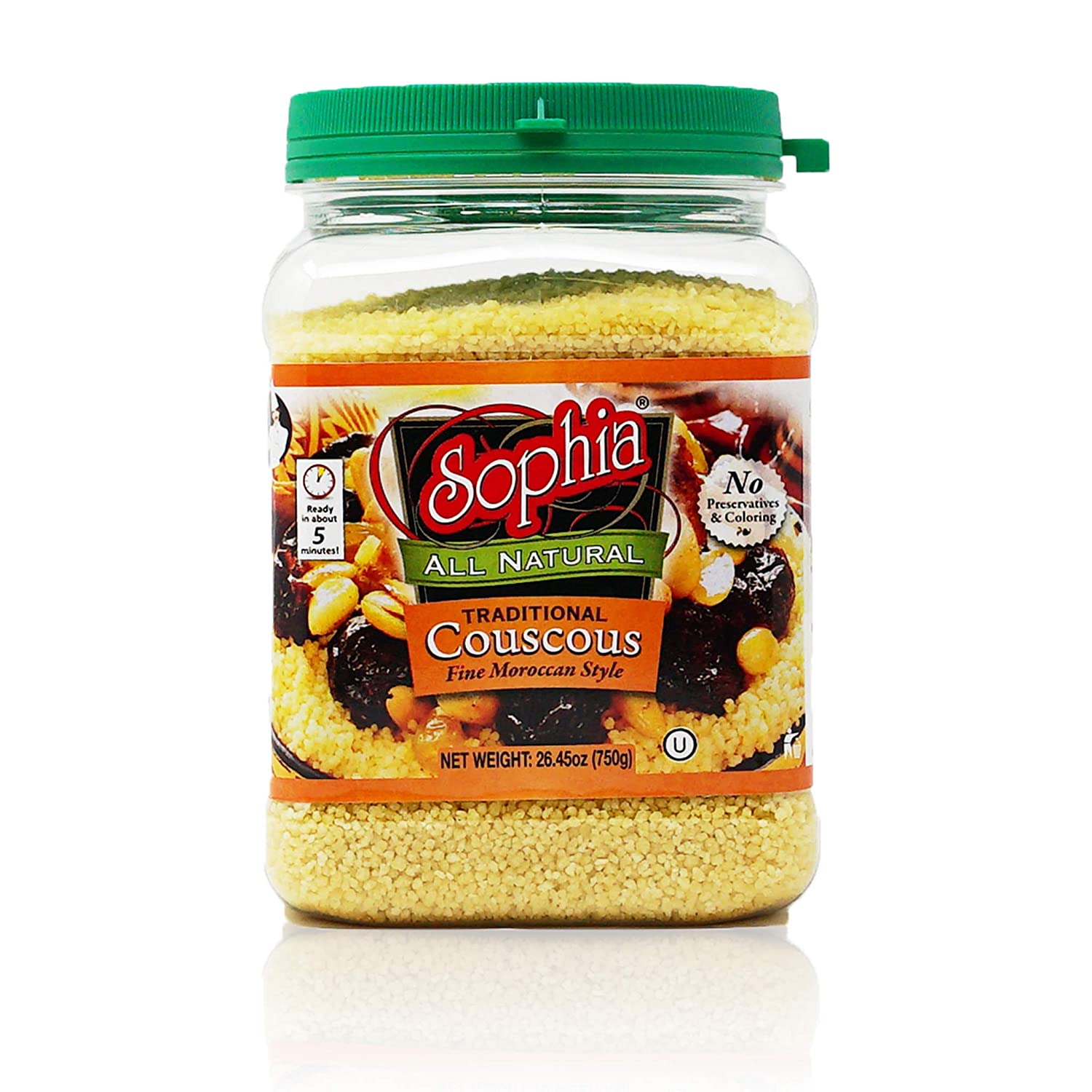 Sophia Couscous Selling - sold out Traditional 3-pack 21oz Style Moroccan