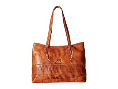Bed Stu Waverly II (Cognac Rustic) Bags