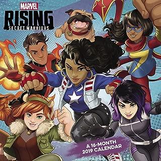 Marvel Rising: Secret Warriors Wall Calendar (2019)