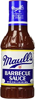 Maull's Original Barbecue Sauce, 24 Ounce, St. Louis Style, Oldest in BBQ Sauce America
