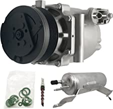 RYC Remanufactured AC Compressor and A/C Clutch Kit GG542K1