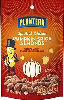 Planters Pumpkin Spice Almonds (6 oz Bag)