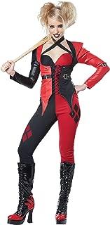 California Costumes Women's Psycho Jester Chick