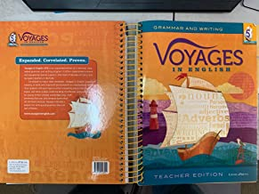 Voyages in English Grammar and Writing Grade 5 Teacher Edition