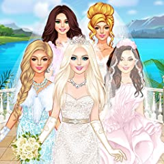 4 gorgeous models to dress up for their wedding 200 clothes items to choose High quality graphics Upgrade your fashion designer skills Pick up makeup and hairstyle for the most important day Take a picture of your bride and share it with your friends...