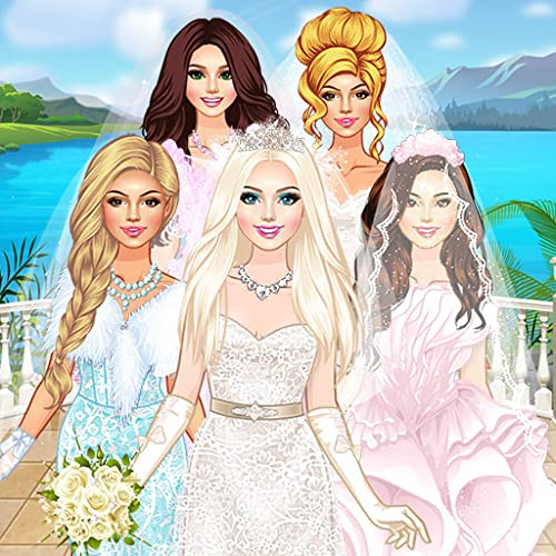 Modell Hochzeit Ankleidespiel - Mode Spiele Für Mädchen