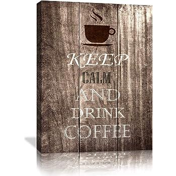Fresh Coffee Metal Wall Sculptures Art Decor Bellaa 811641023514