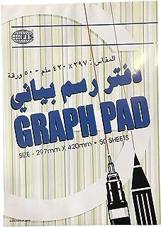Graph Pad A3size 50sheets