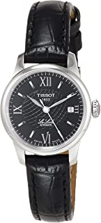 Tissot Le Locle Automatic Black Dial Ladies Watch T41112357