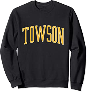 Best Towson University Tigers NCAA SweatshirtTowson Univer 19tw-1 Review