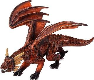 Mojo Fire Dragon Toy Figure