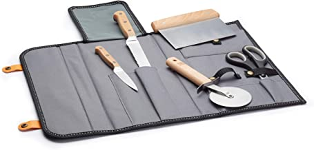 KitchenCraft Paul Hollywood 5 Piece Baker's Wrap Baking Tool Kit Set