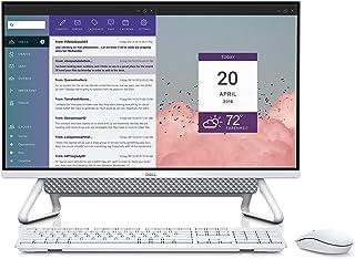 Dell Inspiron 7700 27-inch FHD Anti-Glare Narrow Border Infinity NTCH All-in-One Desktop (Silver) Intel Core i7-1165G7, 8 ...