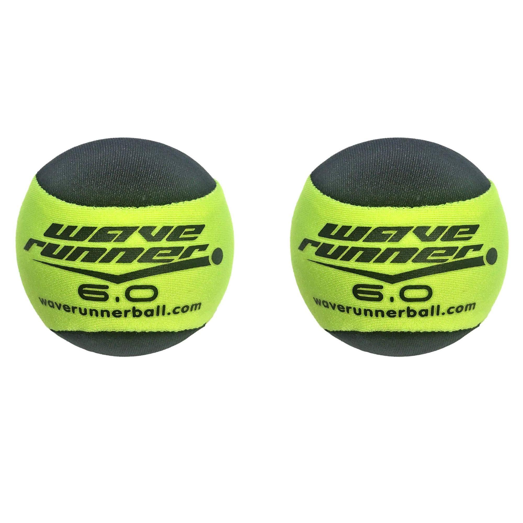 Wave Runner 6.0 Water Bouncing Ball (2-Pack)