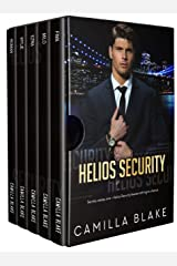 Helios Security: Complete 5-Part Series Kindle Edition