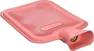 HomeTop Premium Classic Rubber Hot Water Bottle, Great for Pain Relief, Hot and Cold..