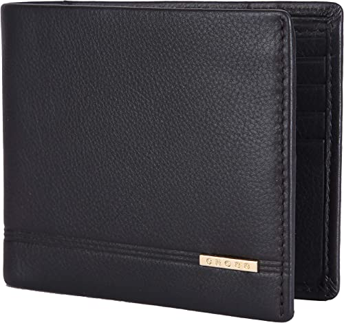 Oak Brown Men s Wallet Stylish Genuine Leather Wallets for Men Latest Gents Purse with Card Holder Compartment AC018798 3 3