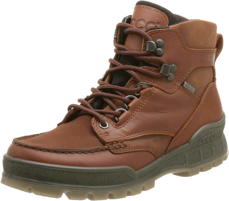 ECCO Men's Track II High GoreTEX Waterproof Outdoor Hiking Boot