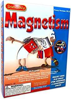 Science Wiz Magnetism with Workbook, Multi