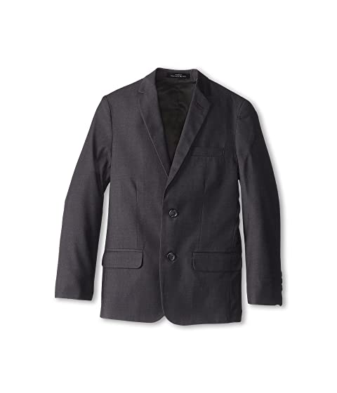 8944314ae72d Calvin Klein Kids Fine Line Twill Jacket (Big Kids) at 6pm