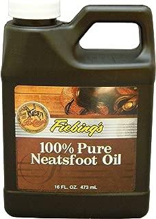 Best neatsfoot vs mink oil Reviews