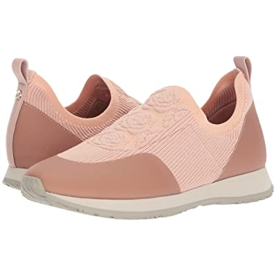 Taryn Rose Cara (Blush Knit) Women