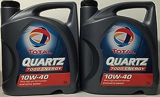 Total Lubricante Motor Quartz 7000 Energy 10W-40 10 litros (