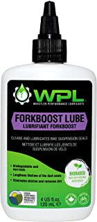 WPL ForkBoost Fork Seal Lubricant and Cleaner,...