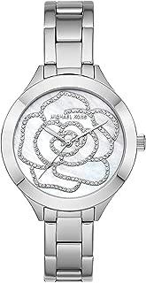 Michael Kors Women's Slim Runway Stainless Steel Watch MK3991