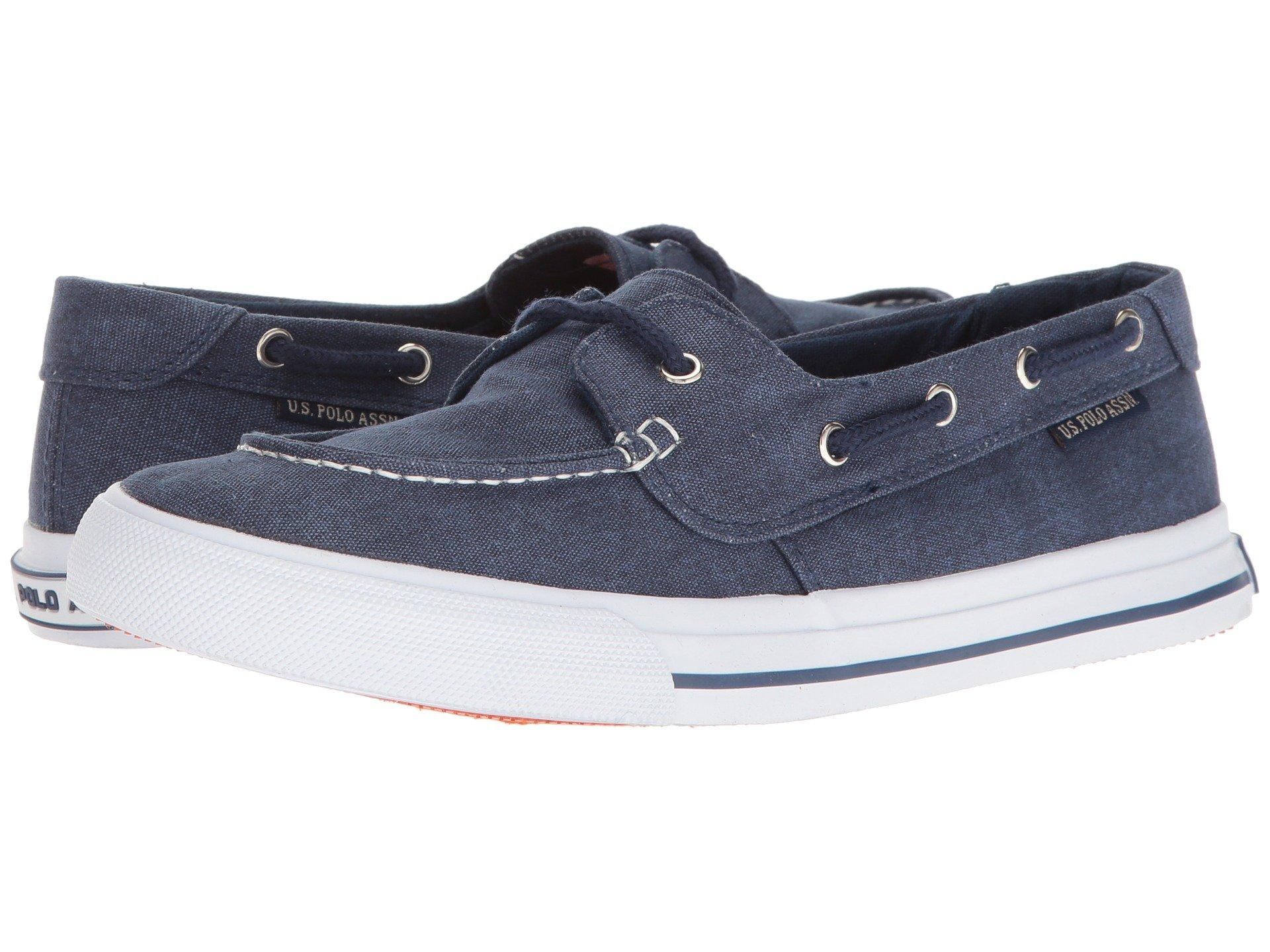 Boat Shoes para Mujer U.S. POLO ASSN. Stacy-DN  + U.S. POLO ASSN. en VeoyCompro.net