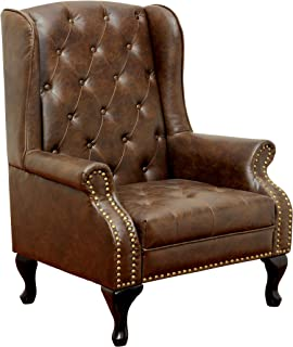 Best rustic wingback chair Reviews