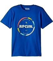 Rip Curl Kids - Sparta Premium Tee (Big Kids)