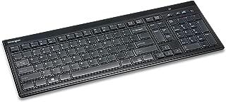 Kensington Slim Type Wired Keyboard (K72357USA)