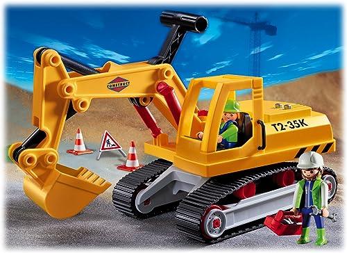 Playmobil - 3001 - Pelleteuse 'playmobil'