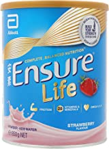 Abbott Ensure Life Nutrition Powder - Strawberry 850g