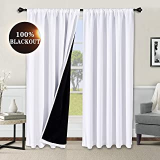 Best long lined curtains Reviews