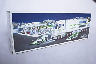 Hess Toy Truck and Racecars 2003