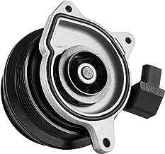 Mophorn 03C121004D Professional Nylon Water Pump 1.4TSI Water Pump Replacement for 2006-2017 VW AUDI SEAT SKODA