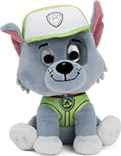 """GUND Paw Patrol Rocky in Signature Recycling Uniform for Ages 1 and Up, 6"""""""