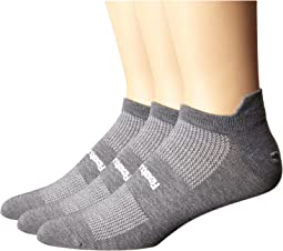 Feetures - High Performance Ultra Light No Show Tab 3-Pair Pack