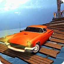 Classic Vintage Cars Impossible Tracks Stunts