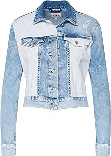 59b84b19eb8ee2 Amazon.it: Pepe Jeans - Giacche e cappotti / Donna: Abbigliamento
