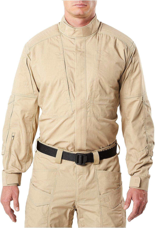 5.11 Tactical Men's XPRT Uniform Shirt online shopping Oakland Mall Sleeve Long Teflon Work