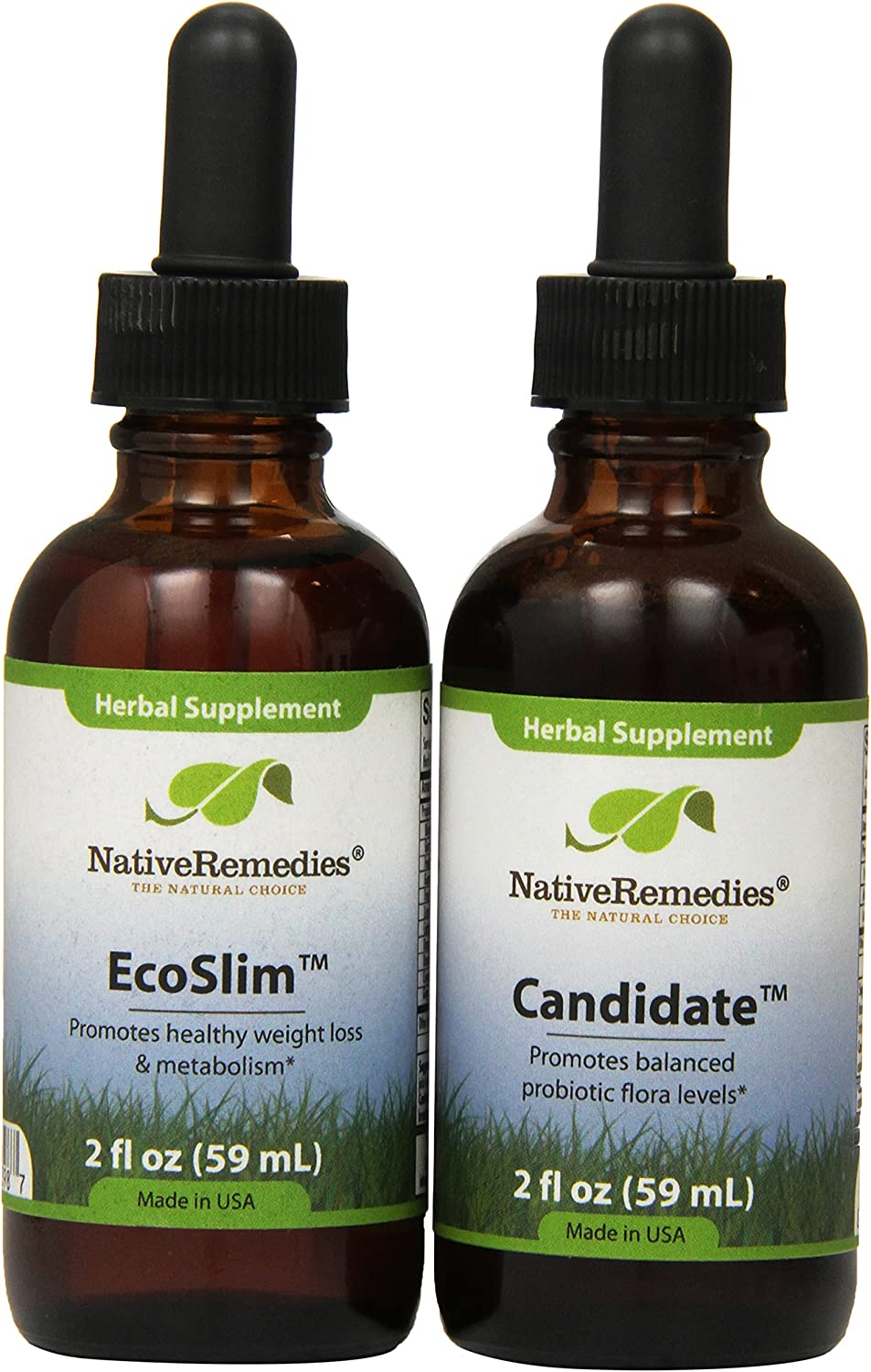Native Remedies SALE 激安通販ショッピング Candidate and EcoSlim ComboPack we for effective