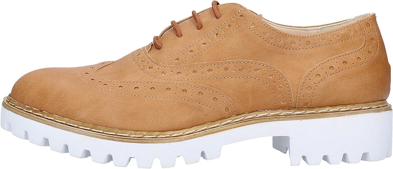 OLGA RUBINI Oxfords-shoes Womens Brown