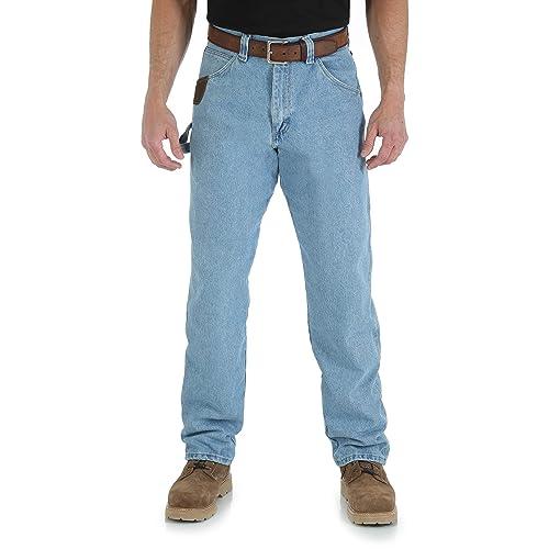 9297d810a507d Wrangler Men s Riggs Workwear Carpenter Jean