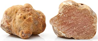 FD TARTUFI White Truffle (1oz), (Tuber Magnatum Pico) Specialty Food, Fresh Italian White Truffles, Dressing (1 oz)