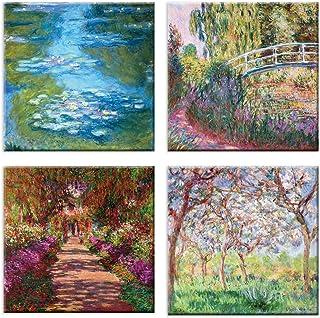 Amazon Fr Claude Monet Tableaux Tableaux Posters Et Arts Decoratifs Cuisine Et Maison