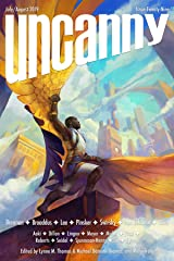 Uncanny Magazine Issue 29: July/August 2019 Kindle Edition