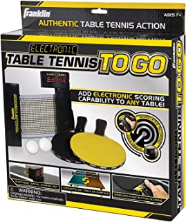Franklin Sports Electronic Table Tennis to Go Game